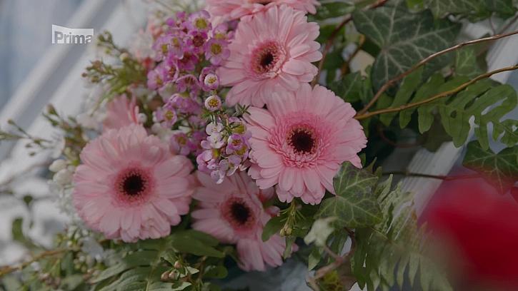 Vytvořte si jarní květinovou dekoraci (Zdroj: Květinový design)