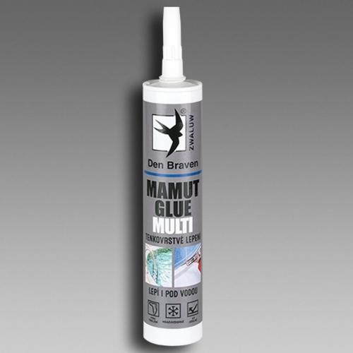 Den Braven Mamut Glue Multi montážní lepidlo, bílé, 290 ml