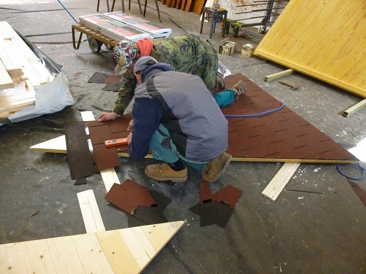 Šindelová střecha je jistota