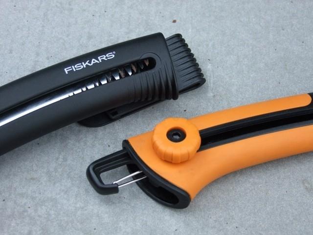 Fiskars pilky Xtract™ - a jste po zuby ozbrojeni!