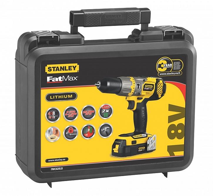 Elektrické nářadí Stanley Fatmax - nářadí pro náročného kutila i profesionála