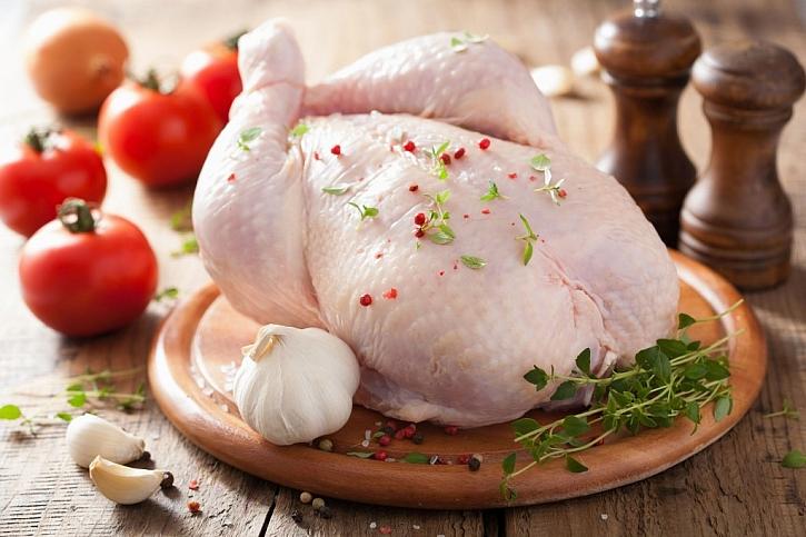 Celé kuře můžete upéci nebo grilovat