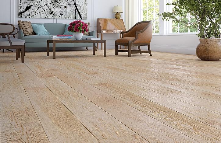 Jak na pokládku dřevěné podlahy s podlahovým topením (Zdroj: Barlinek)