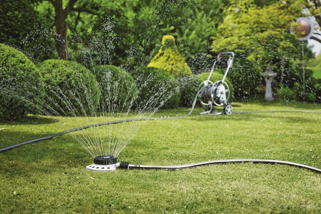 Dopřejte zahradě dostatek vláhy