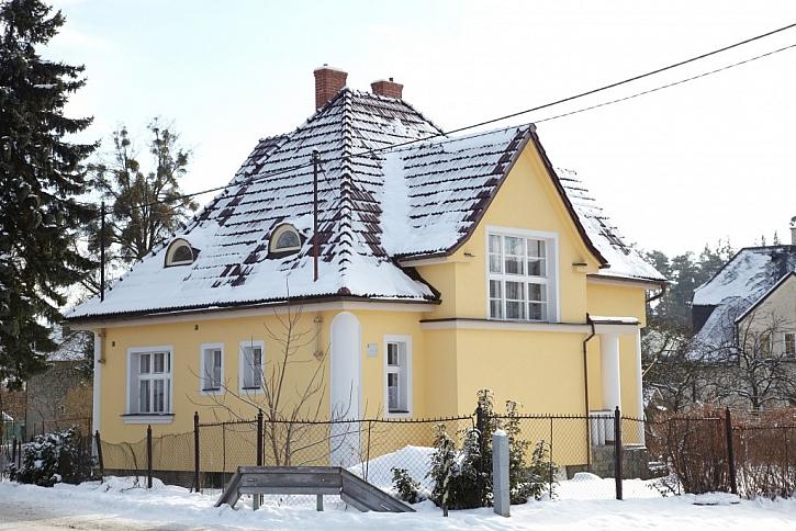 Jak připravit střechu na zimu?