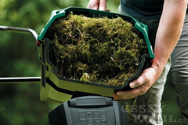 Provzdušňovač trávy