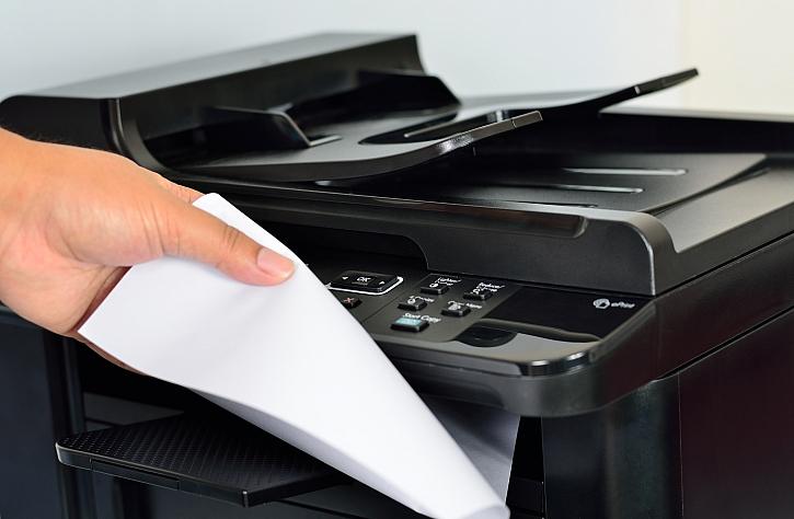 Tiskárna se skenerem