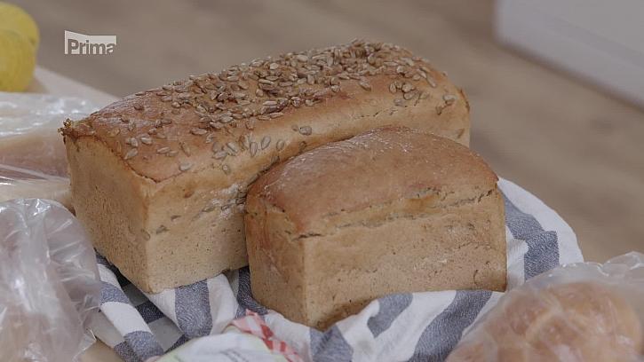 Hranatý chleba