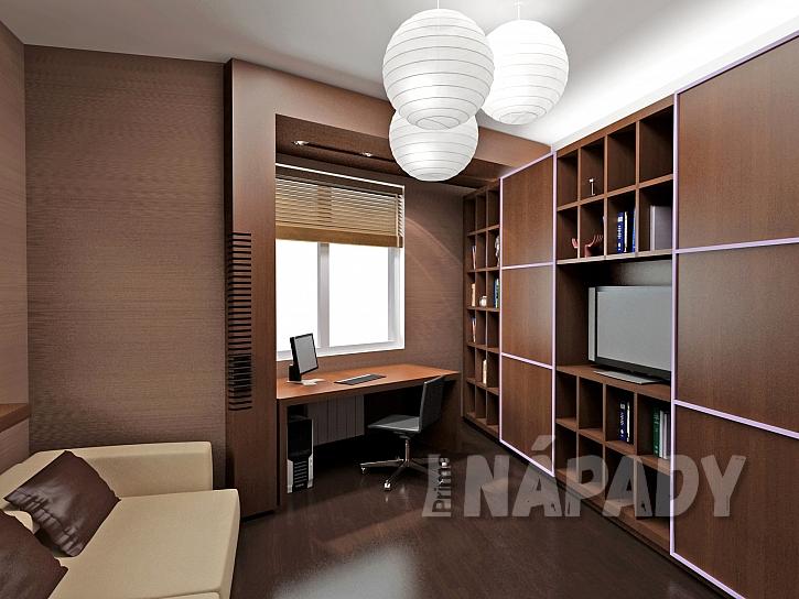 Jedinečný interiér s atypickým nábytkem vyrobeným na míru (Zdroj: Depositphotos.com)