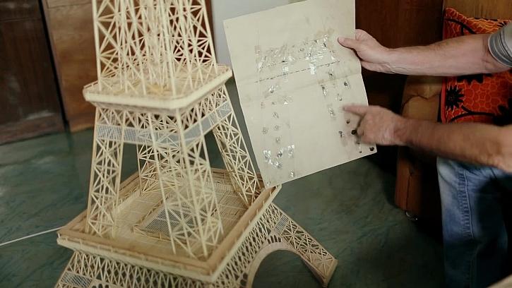 Plánek stavby