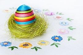 Zkuste si vyrobit velikonoční dekoraci podle našeho návodu