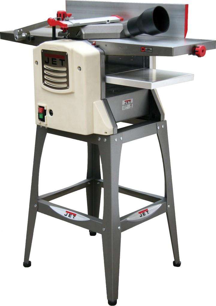 JET JPT-10B Srovnávací a tloušťkovací frézka stolní