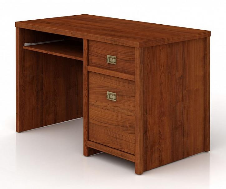 Pracovní stůl by měl mít dostatečnou pracovní plochu a úložné prostory.