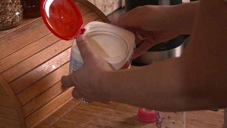 Sušené mléko