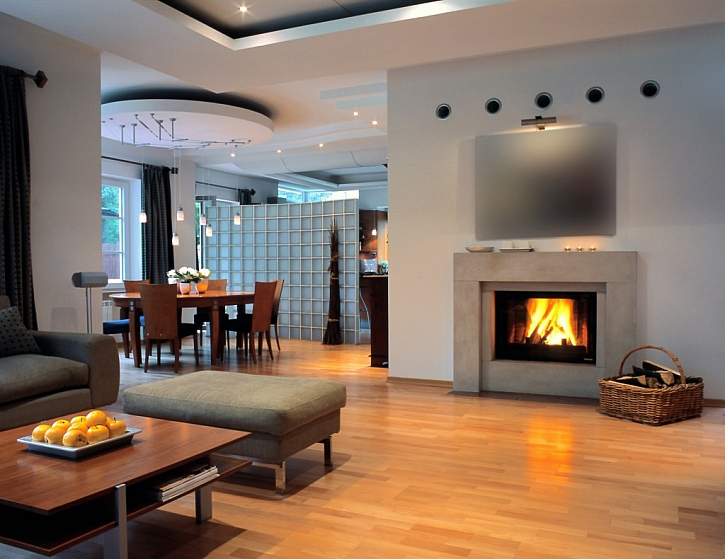 Nátěry dřevěných podlah v interiéru