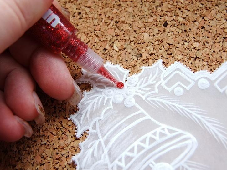 UHU Glitter Glue