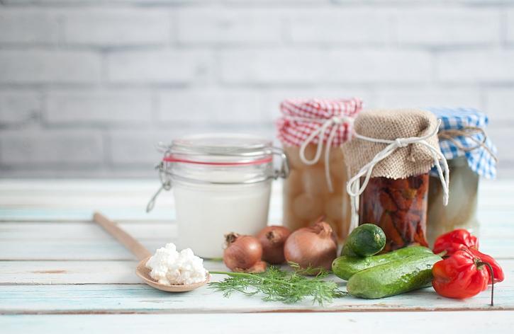 Fermentované potraviny