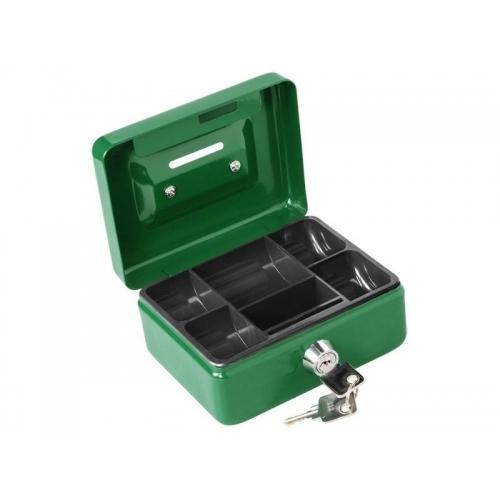 EXTOL CRAFT schránka na peníze přenosná s otvorem pro mince