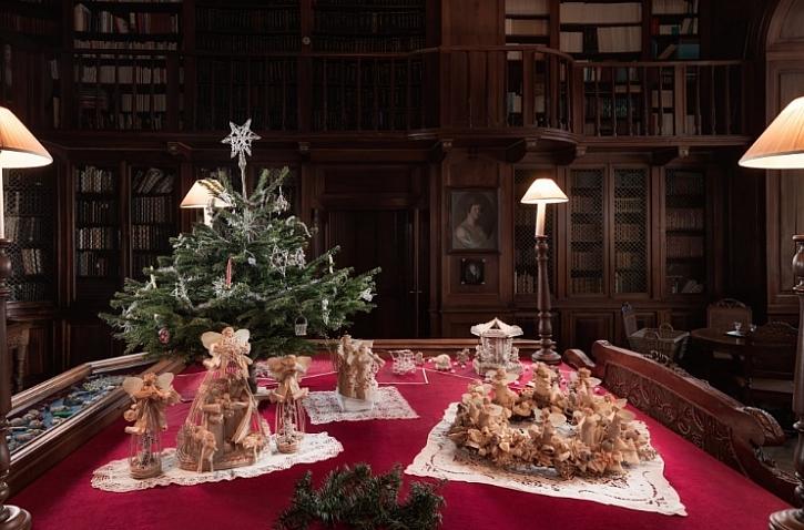 Příběh vánočního stromečku