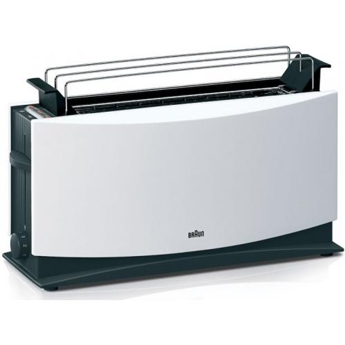 BRAUN Toaster MultiToast HT550 WH, bílá