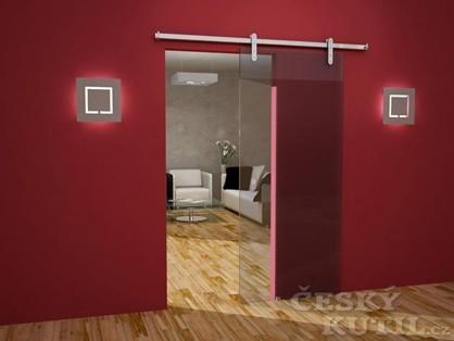 Posuvné dveře – chytré řešení interiéru