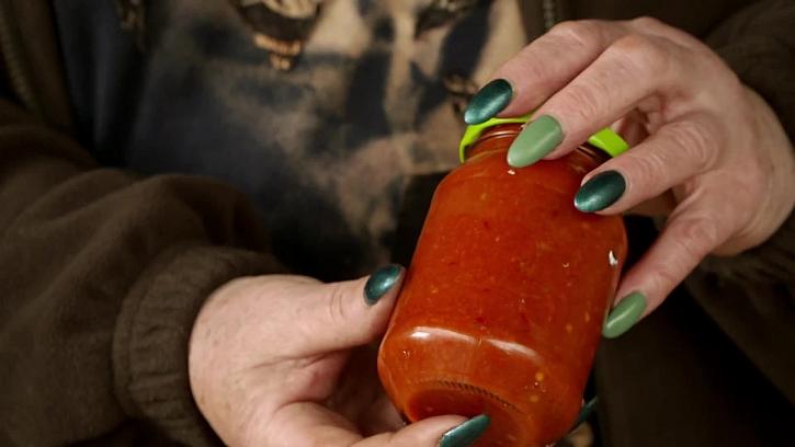 Pikantní paprikový základ