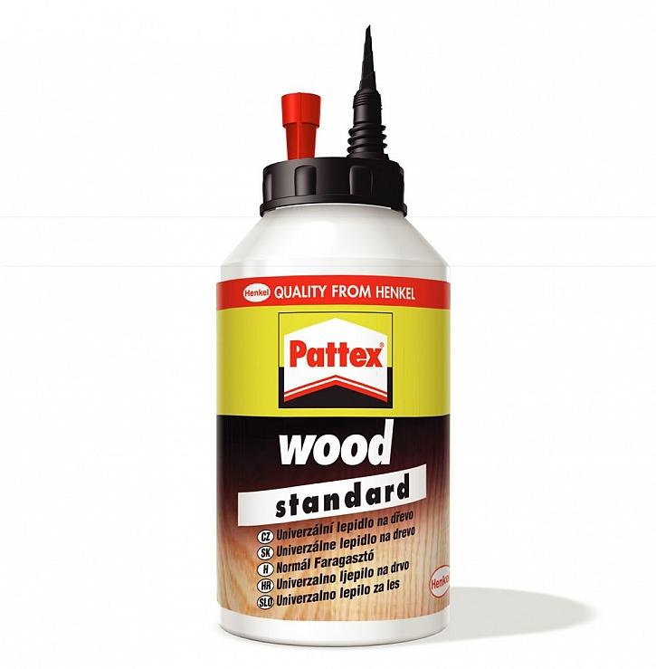 Pattex na dřevo – lepidla a čistič