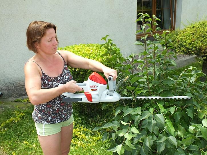 Lehké plotové nůžky pro každou zahradu