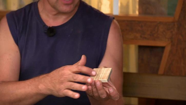 Dřevěné destičky