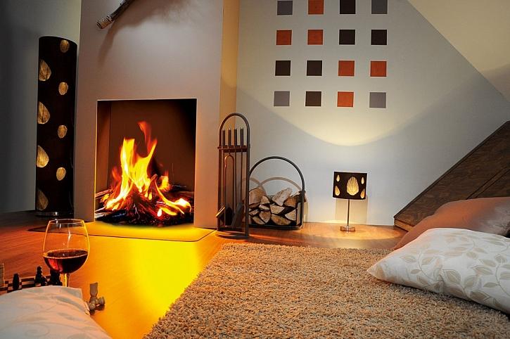 Vytápění krbem navodí ve vašem domově nejen příjemné teplo, ale také jedinečnou atmosféru