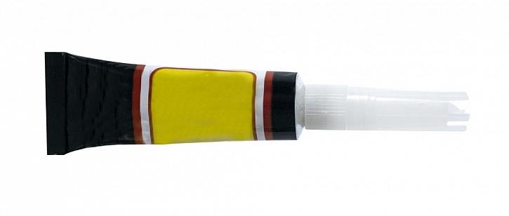 Ideální je použití dvousložkového nebo epoxidového lepidla