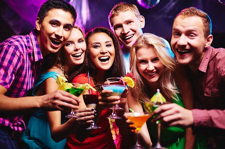 Skvělé drinky nepatří jen k lyžovačce, zkuste je i doma (Zdroj: Depositphotos)
