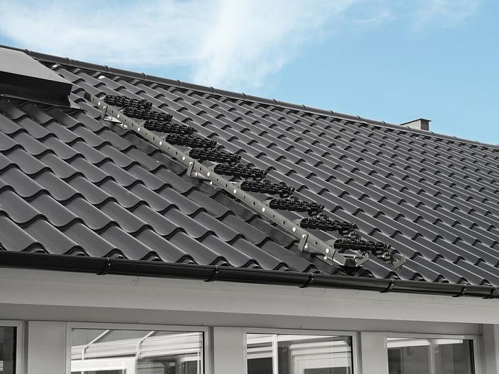 Střecha z oceli nestárne