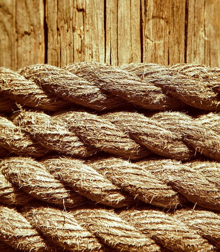 Silné lano
