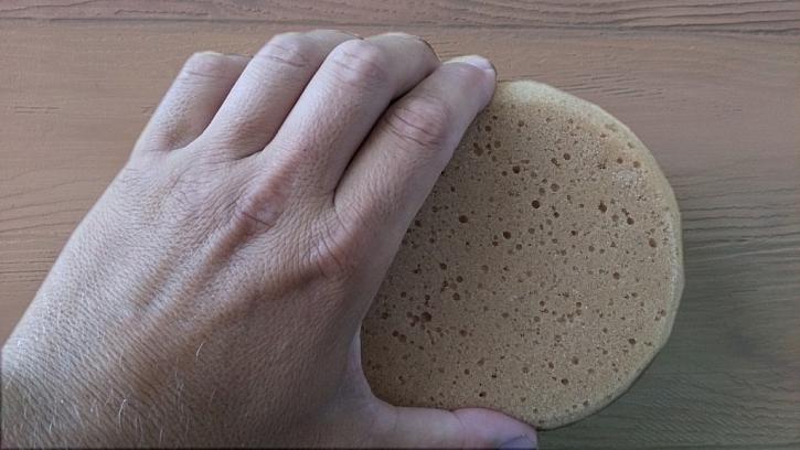 Patinování houbou