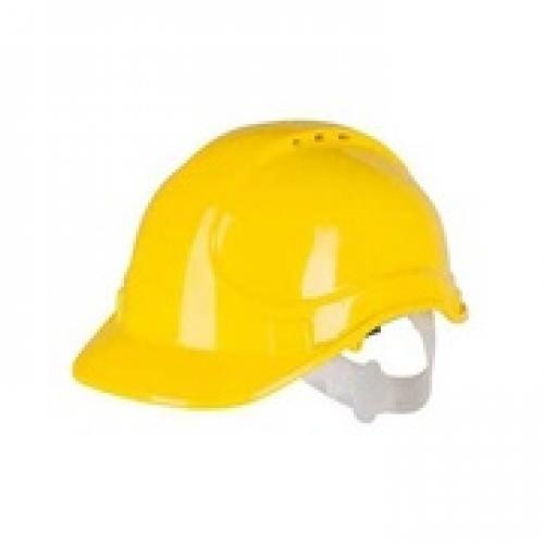 KETRIS Ochranná přilba - žlutá