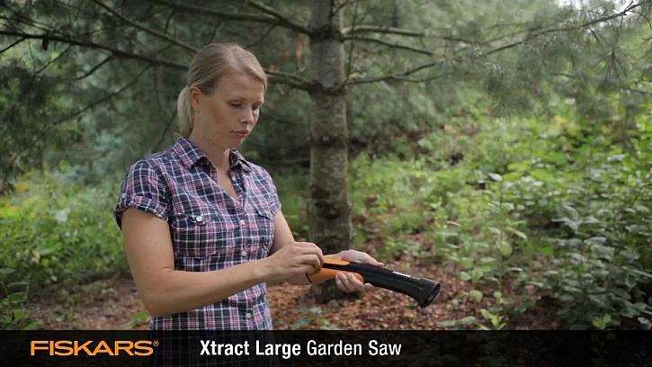 Zahradní pilka Xtract