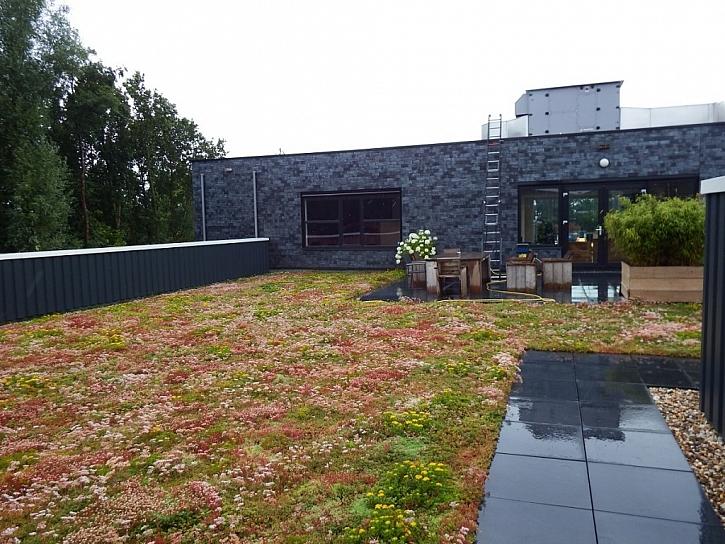 Zelená střecha Urbanscape letos s dotací od státu