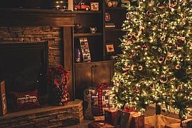 8 největších nebezpečí, která na vás číhají pod vánočním stromečkem