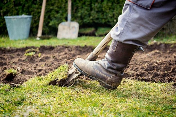 Travní drn je zdrojem živin, proto jej zapravte do půdy nebo uložte do kompostu
