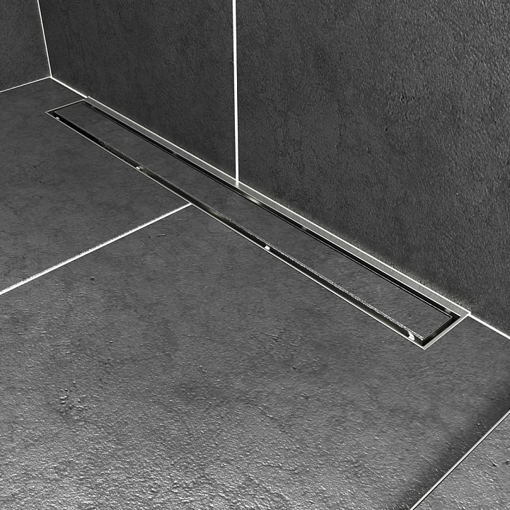 Montážní postup instalace sprchového podlahového setu