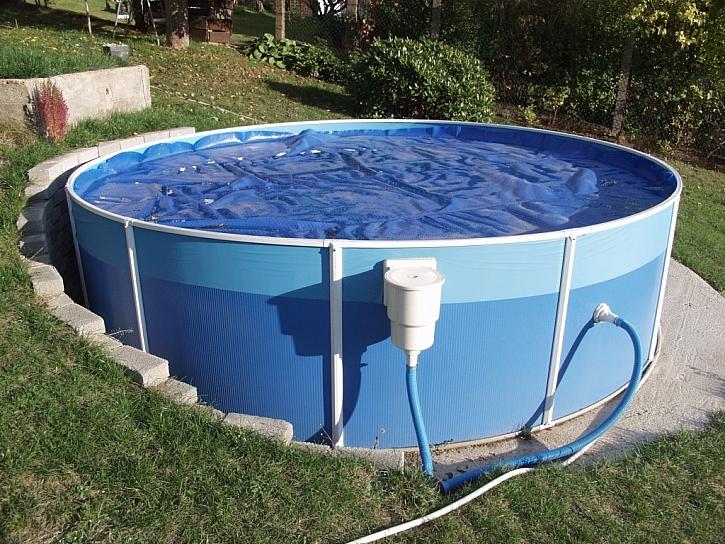 Samostojné bazény