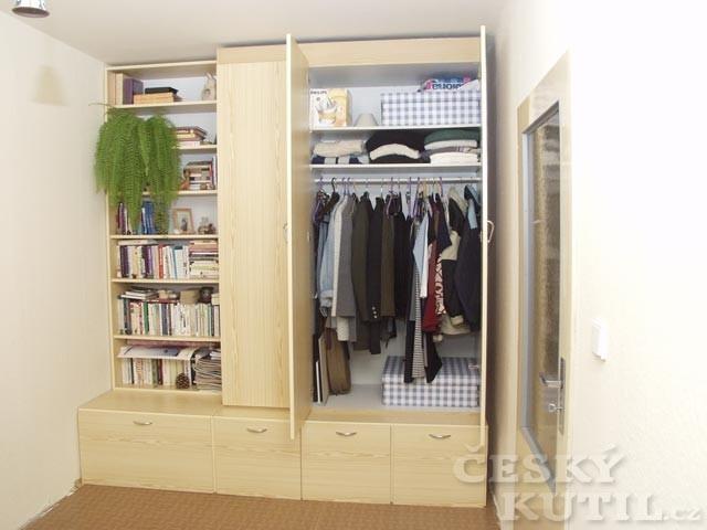 Věčný problém – nedostatek místa v bytě