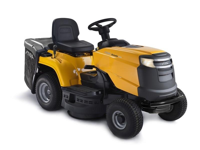 Kvalitní zahradní traktor za dostupnou cenu? STIGA ESTATE 3084 H