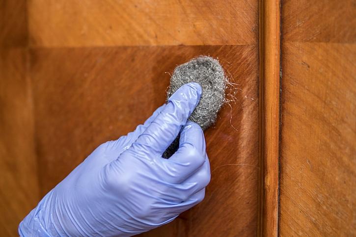 Odstranění vosku