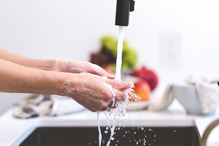 Vyhrajte přípravek na dezinfekci rukou