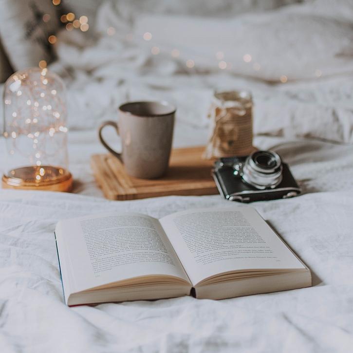 I šálek kávy nebo teplého čaje může zahnat podzimní splín (Zdroj: Mujkoberec)
