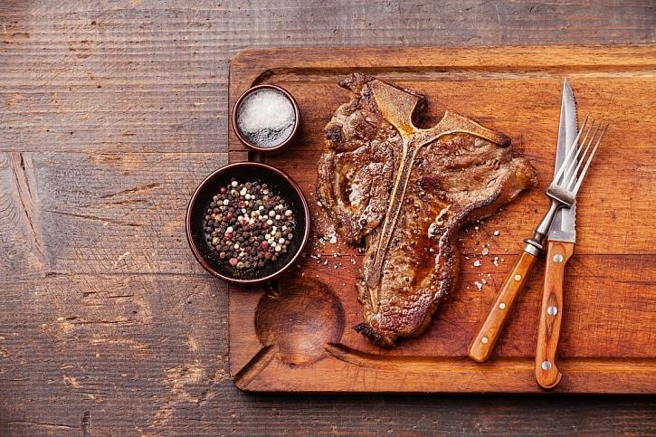 Steakový nůž