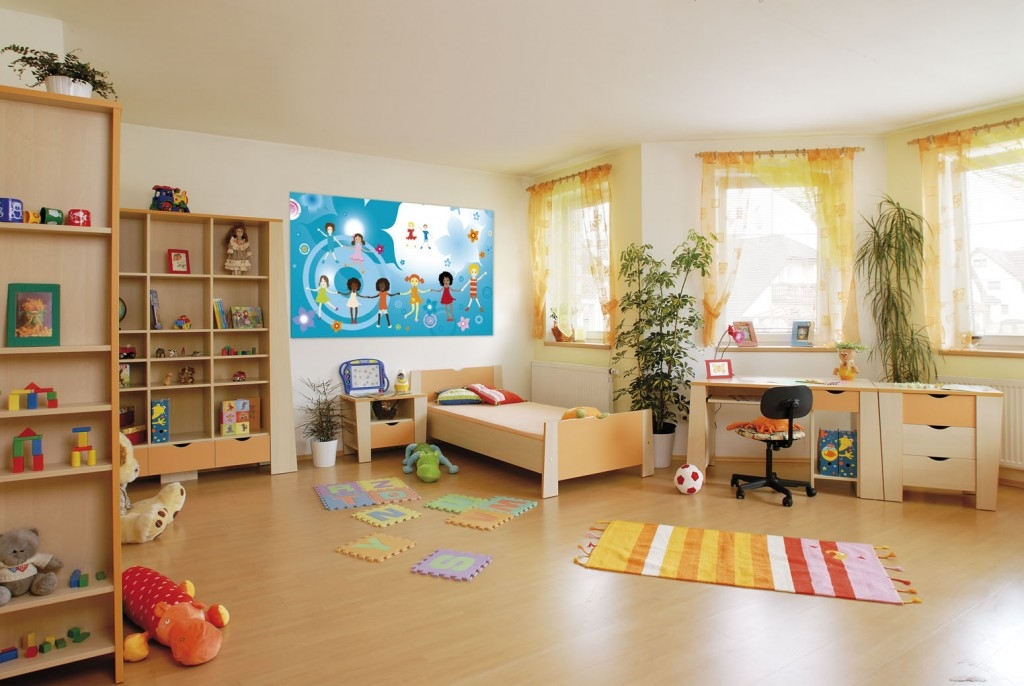 Škola začíná – ideální čas pro nový dětský pokoj