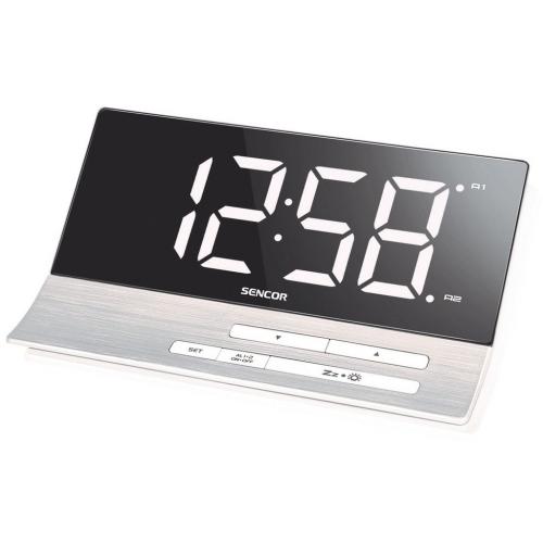 SENCOR SDC 5100 hodiny s budíkem